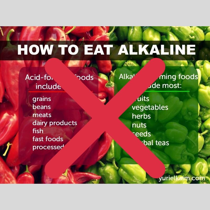 what foods to eat for an alkaline diet